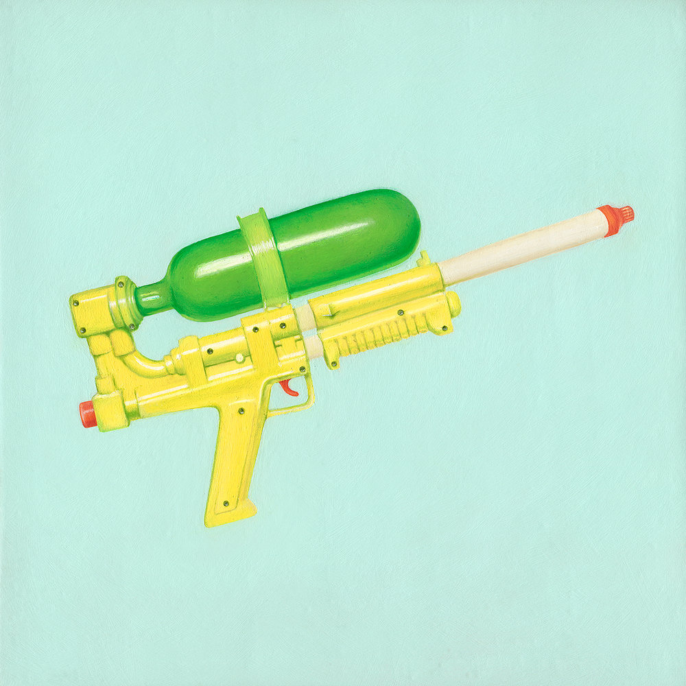 MILLENNIAL ICONS: Super Soaker