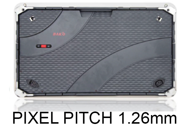 PIXEL PITCH 1.26mm - Precision Fine-Pitch Indoor 1.26mm LED with Superb Image Quality and Uniformity.Make a move out of the traditional and into a fresh, innovative approach with our indoor LED displays. Large enough to be seen, yet unobtrusive, bright and impressive enough to excel in large venues. It's your vision, and we'll help you perfect it with our large selection of LED displays and knowledgeable team of engineers. Our indoor LED series offers a wide variety of sizes to meet the needs of your next project. Our indoor LED displays are sharp, stunning and designed to excel in high ambient light environments, capturing audiences' attention and helping you provide an unforgettable experience.