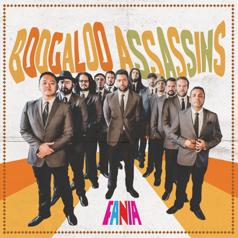 Boogaloo assassins - Boogaloo Assassins are a Los Angeles-based Latin band with a sound and style inspired by the Latin boogaloo, Latin Soul, Salsa, and Latin Funk records of the 1960's and 70's. The group's self-released 2013 vinyl debut