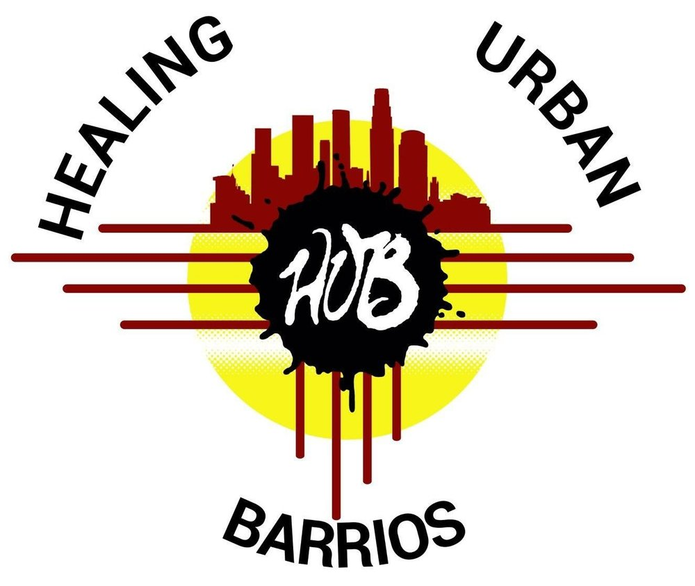 healing urban barrios - H.U.B provides intervention, diversion and re-entry services to at risk individuals, families and communities. We aim to promote self love, self worth, and self recognition through a holistic approach using case management, restorative justice, mental health, cultural awareness and education. Healing Urban Barrios (HUB) is a vital foundation in the urban communities of Los Angeles that aims to enhance the quality of life for youth and young adults whom are at risk of unhealthy decision making. Our programs cultivate healing and character development by incorporating strength based self- awareness, family re-unification and community engagement. We stand out from other organizations because of our holistic multi-segmented approach, designed to facilitate healing while equipping individuals with crucial life skills. As a result, HUB saves lives, preserves families and restores communities.