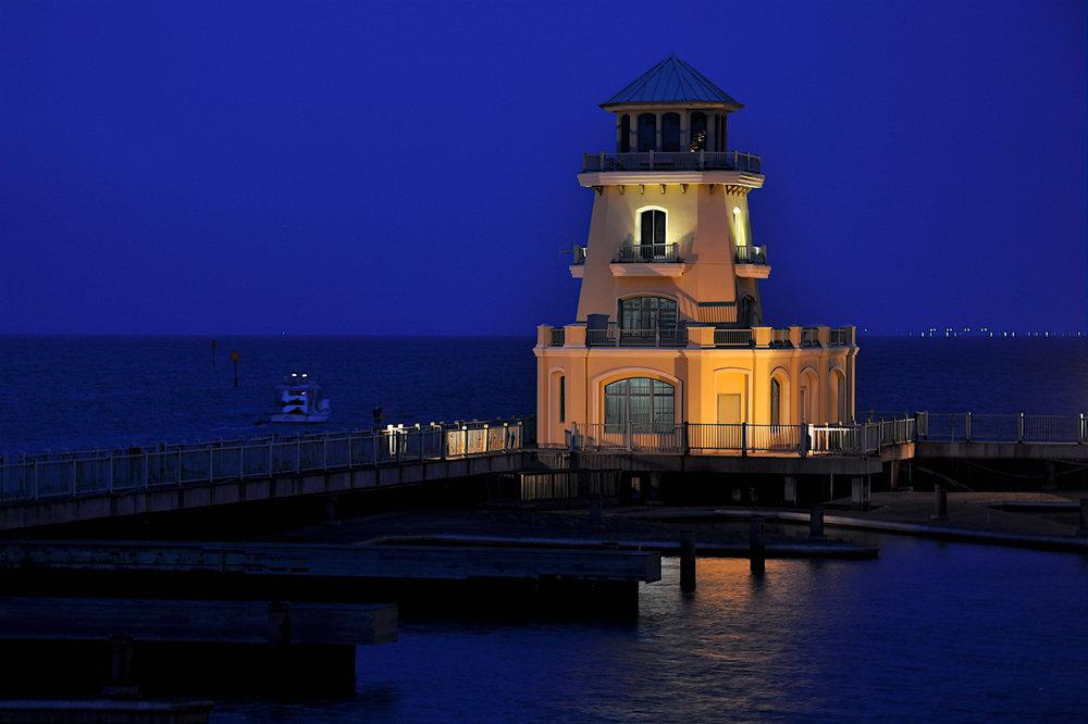 Gulf LIghthouse