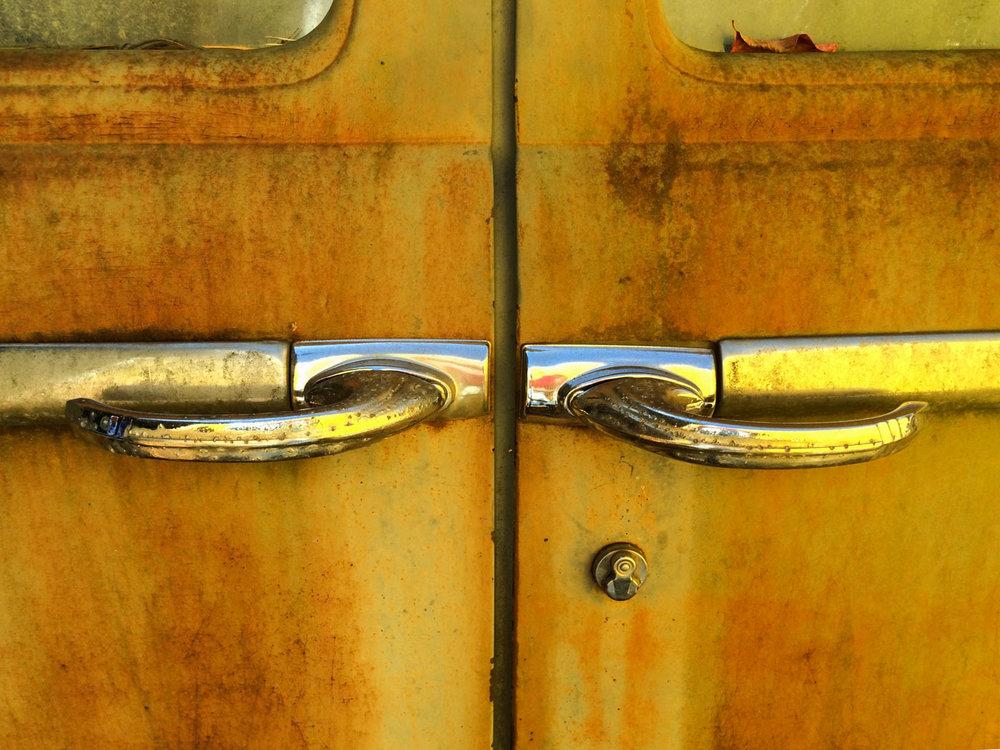 37 Packard Handles