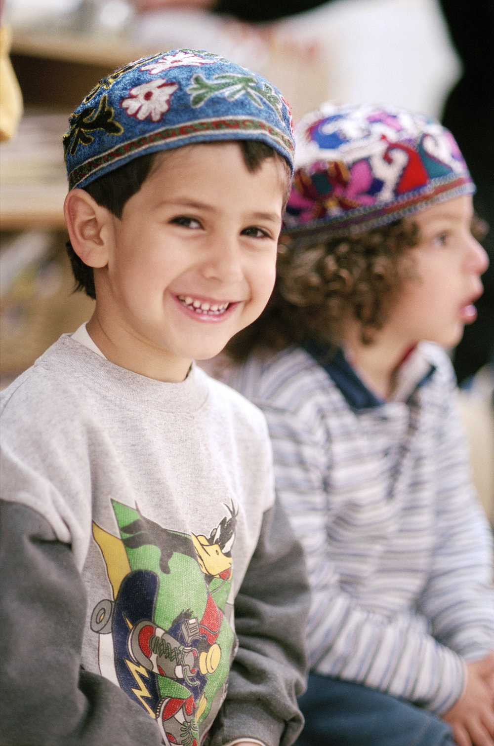 Smiling Boy in a Kippah.jpg