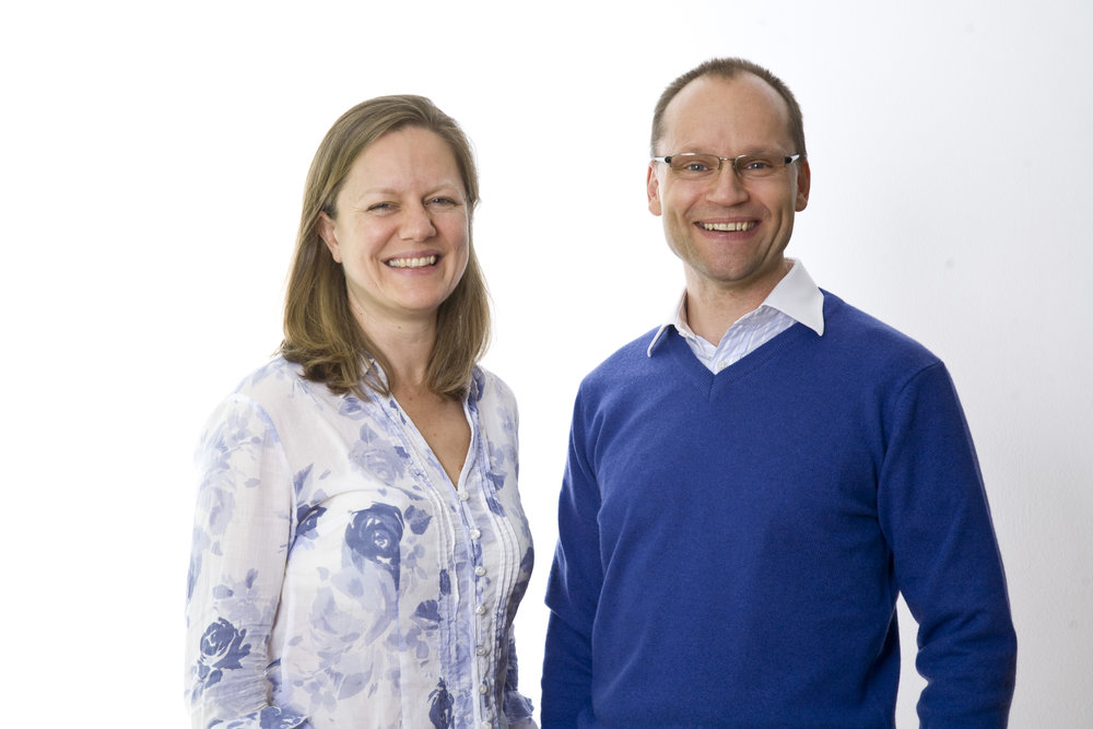 Rachael Talbot and Olaf frank, Doctors of Chiropractic