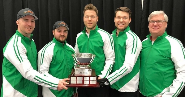 Team Laycock - 2018 SaskTel Tankard Champions