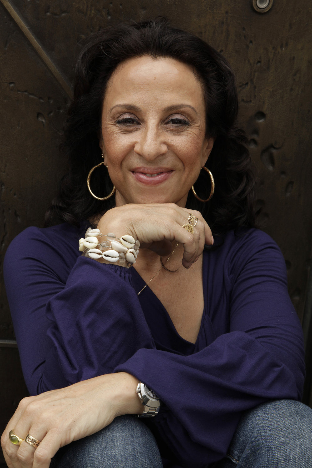 MARIA HINOJOSA - Maria Hinojosa is an award-winning news anchor and reporter as well as President and CEO of The Futuro Media Group, an independent nonprofit multimedia journalism organization which she created in 2010. As the anchor and Executive Producer of the NPR distributed Peabody Award winning show Latino USA, and anchor and Executive Producer of PBS's America By The Numbers with Maria Hinojosa, she has informed millions about the changing cultural and political landscape. In 2016, Hinojosa became the host of In The Thick, Futuro Media's political podcast, and Humanizing America, the company's digital video series that deconstructs stereotypes. Hinojosa's nearly 30-year history as an award- winning journalist includes reporting for PBS, CBS, WNBC, CNN, NPR, Frontline, and CBS Radio and anchoring the Emmy Award winning talk show Maria Hinojosa: One-on-One. Hinojosa is also a new contributor to the long running award-winning news program CBS Sunday Morning, and is a frequent guest on MSNBC.