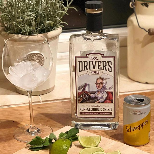 Thank you to @fiona_dawson for sharing this excellent review! We're certainly inspired 😉😇 Happy Sunday, Tipplers ・・・ PJ's, fluffy slippers with a 0SP @thedriverstipple #GinandTonic 🍸 and @cadburyuk Dairy Milk wholenut #chocolate 🍫, a perfect Friday night 😁 apart from the fact Mr D is not here ☹️. So anyhow I decided I'd treat myself to some Dairy Milk Wholenut as I've been so good 😊 recently and I'm only going to have a few chunks but then again 😜. Also it's sort of like medicine for my poorly toe 🤕 after running over it with one of our very heavy food cages at work this morning. The #gin and tonic is 0SP as it's #alcoholfree and #caloriefree I've had it with a @schweppesgb slimline tonic, lime, mint and lots of ice. • You may remember me telling you about the alcohol free gin last year called The Drivers Tipple that my local friend Hamish has produced. It's available to buy from his website www.thedriverstipple.com which can also be found in the link on his bio of his Instagram page @thedriverstipple . The ingredients in the spirit includes juniper, ginger, angelica, cardamom, grapefruit and coriander, is entirely sugarfree / sweetener free and it's so refreshing and it really does taste just like the real thing. He's managed to get it into a few retail stores including Harrods and is very busy negotiating new distribution locations as we speak. • #cleaneating #eatclean #healthyeating #healthyfood #WellnessThatWorks #WeAreWW #wwuk #wwfamily #wellness #wwfreestyle #wellnessjourney  #healthandwellness #wellnesssuccess #weightlosssuccess #weightlossjourney #mywwjourney #healthyliving #healthylifestyle #wwukamb #wwambassador #weightlossdiary #weightloss • @ww.uk