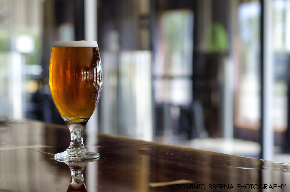 """Walleye-P-A  - """"India Pale Ale (IPA)"""" 5.5% ABV, 12.9°P, 65 IBUThe Walleye-P-A is our Flagship IPA coming in at a very mild 5.5% ABV. Hints of citrusy hops can be picked up immediately in the nose, and even more so on the first sip that will blasts your taste buds with honey and a refreshing sweet grapefruit. Finishing very clean will only coax you into sipping on this IPA well after you catch your daily limit!"""
