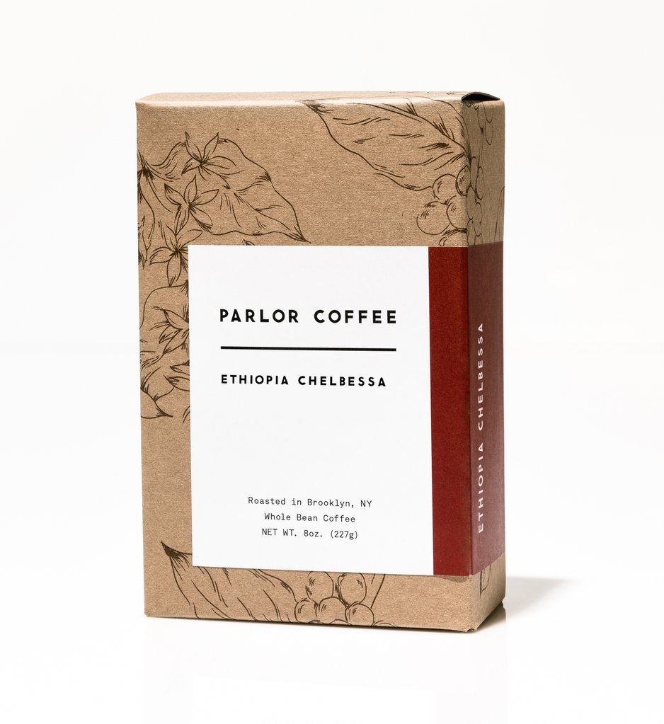 Parlor Coffee - Give a bag of the best coffee beans your city has to offer. I like Parlor Coffee roasted in Brooklyn.