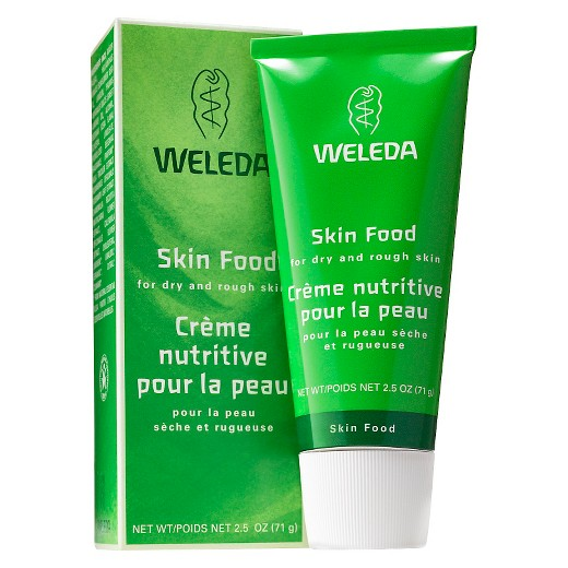 "Weleda Skin Food - This cult German cream has been described as ""a natural la Mer"" without the price tag of course. Super thick and great for dry winter hands."