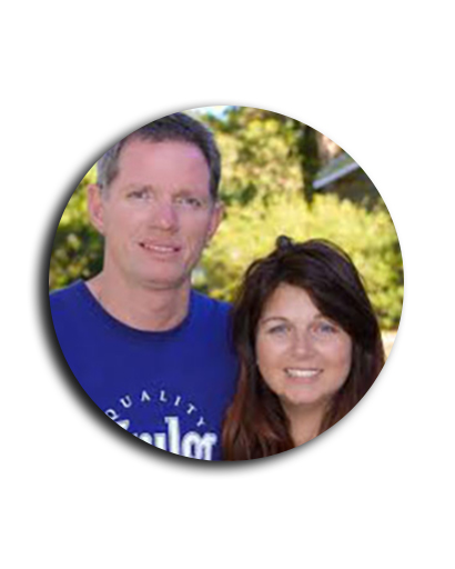 Brett and Justine Wiltshire, - Australia Aboriginal Outreach Ministries