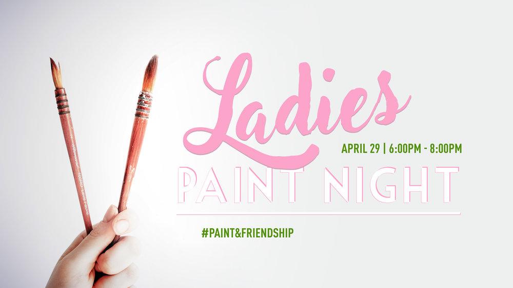 Ladies Paint Night | Spring.jpg