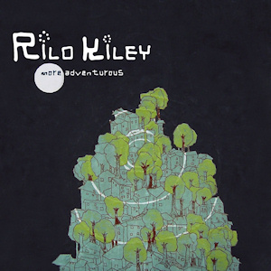 Rilo Kiley   More Adventurous  (2004, Brute/Beaute Records)  Guitar