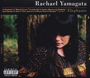 Rachael Yamagata   Elephants...Teeth Sinking Into Heart  (2008, Warner Bros.)  Guitar