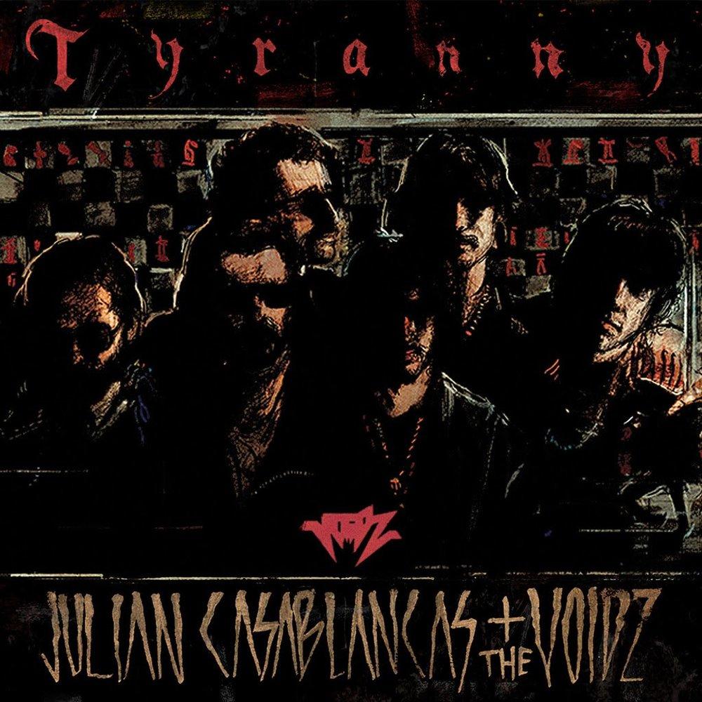Julian Casablancas and the Voidz   Tyranny  (2014 Cult Records)  Guitar