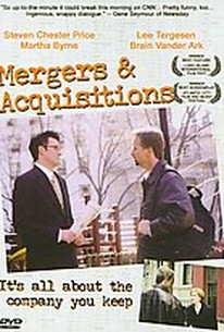 Mergers & Acquisitions (2001)  Composer
