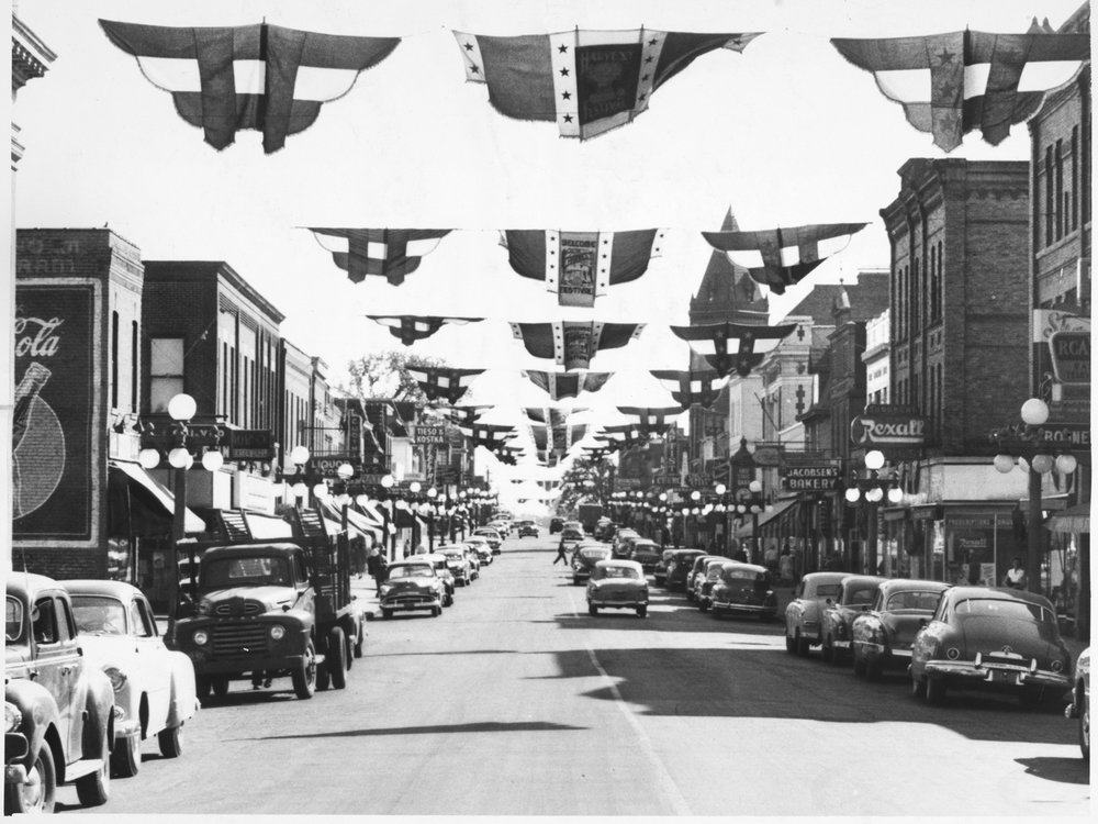 Payne Avenue, 1952 ( Pioneer Press )