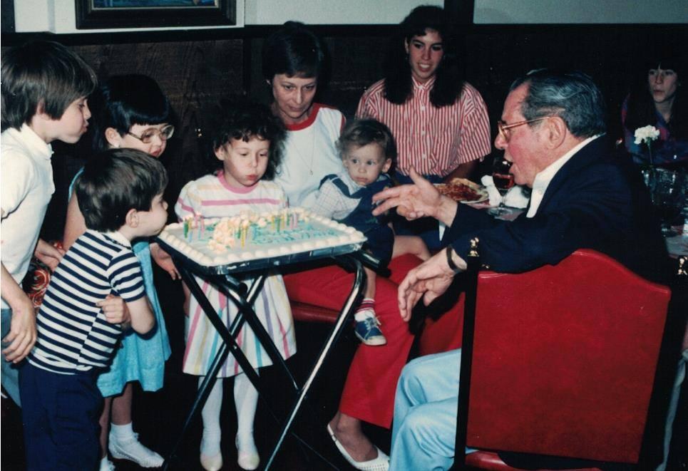 1987 - Grandpa's helpers