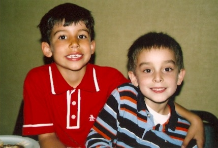 2006 - Dominic and Dylan
