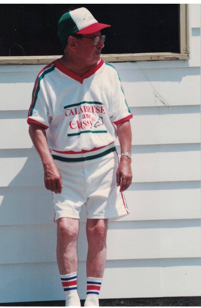 1988 - Grandpa -Calebrese