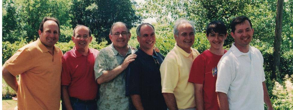2005 - The Lonetti Men