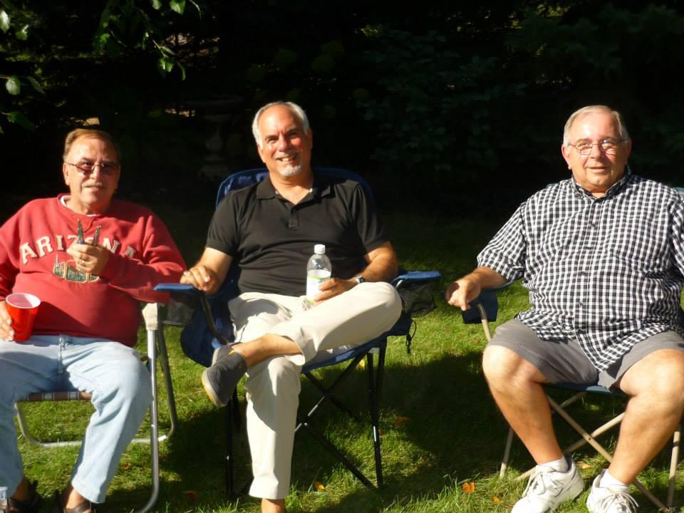2014 - Bob, Steve and Jim
