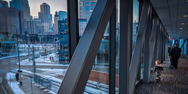 Visit MeetMinneapolis for details on the city's skyway system.