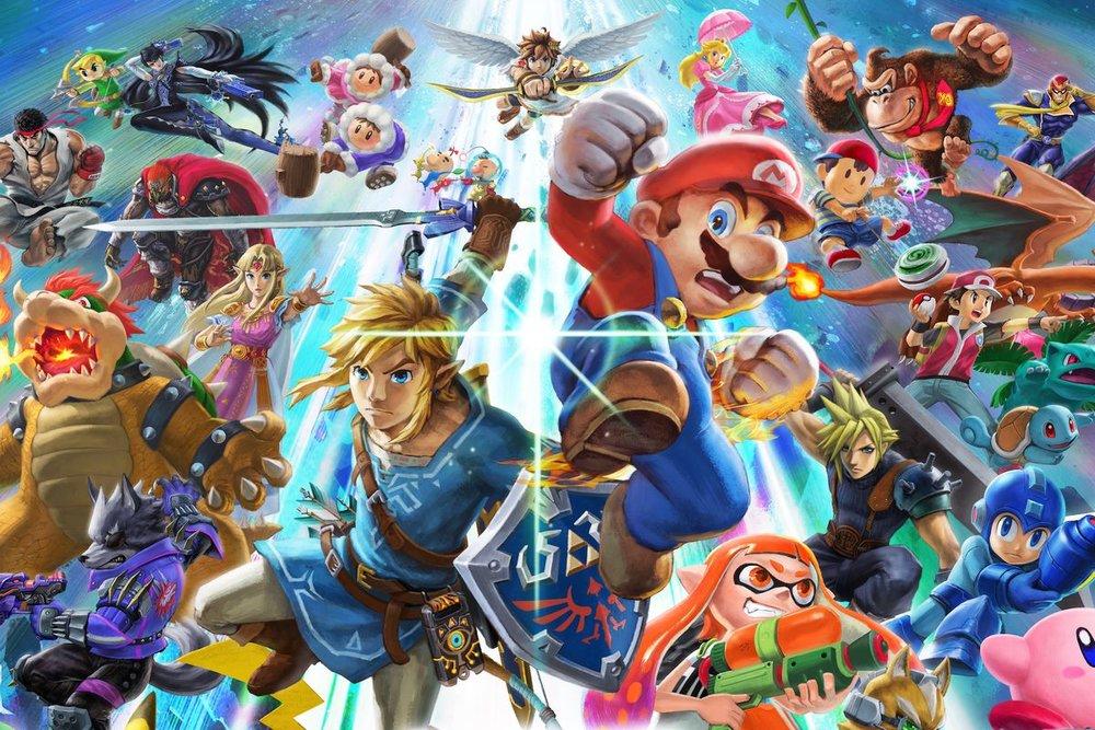 Super Smash Bros. Ultimate Tournament -