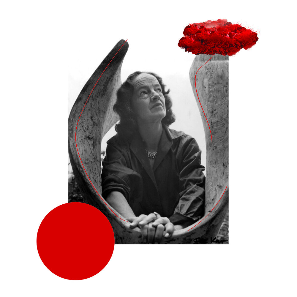 Dharma Diva: Barbara Hepworth – Read!