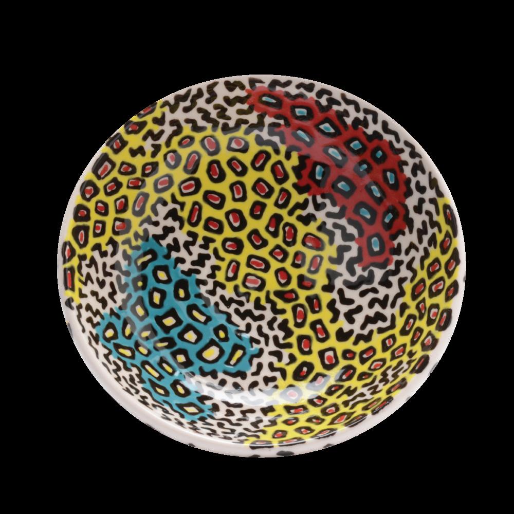 Shop the one-of-a-kind Retro Geometric Bowl