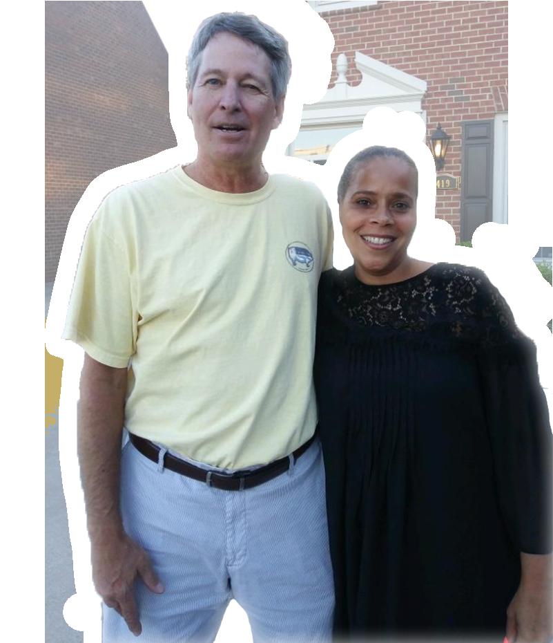 - Superior Court Judge Bill Wood District 18D & District Court Judge Lora and Candidate for Superior Court Judge