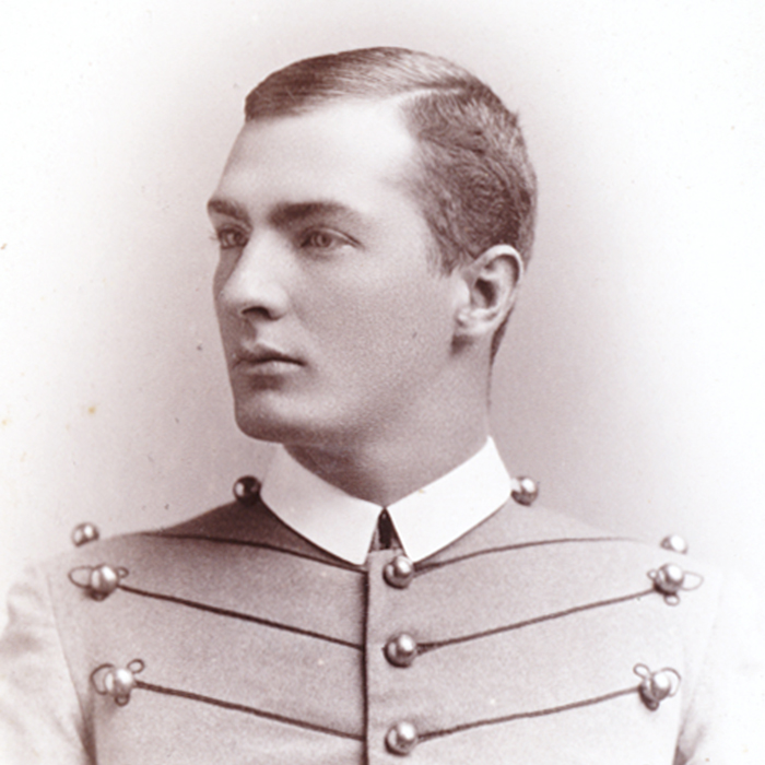 Bertram Tracy Clayton Class of 1886