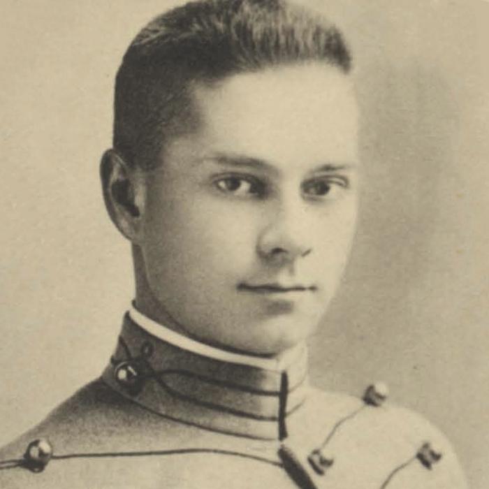 Richard Bolles Paddock Class of 1914