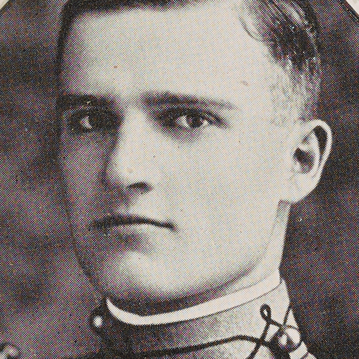 Bertrand Morrow Class of 1917