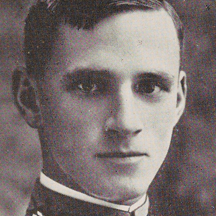 John Addison Weishampel Class of 1917