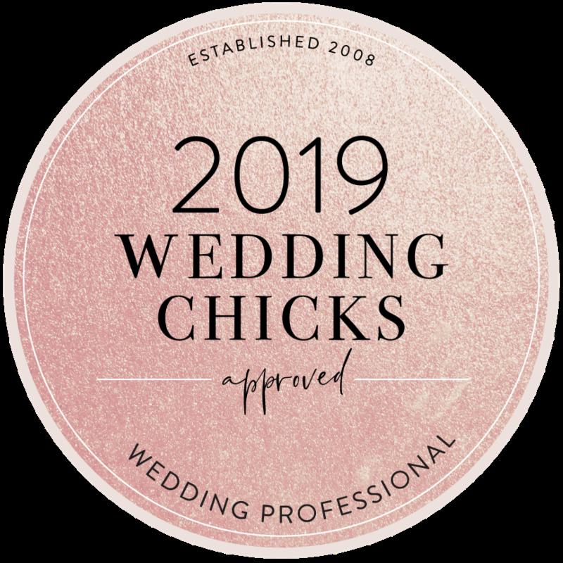 Wedding Chicks Approved Vendor