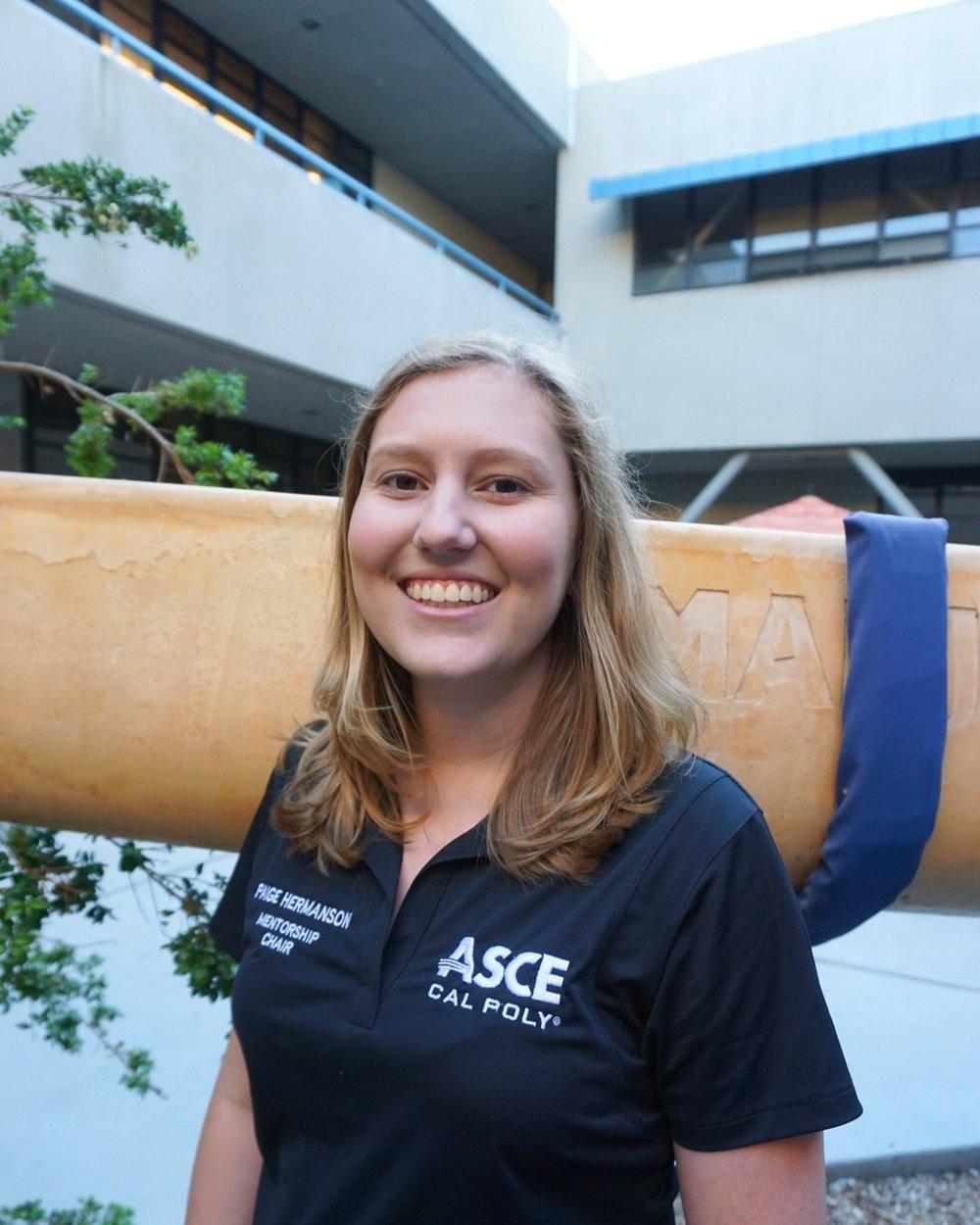 Mentorship Chair  Paige Hermanson  mentorship.cpsce@gmail.com
