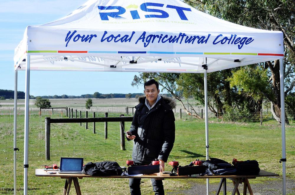 RIST College Drones