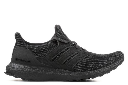 02af5838 adidas Ultra Boost 4.0 Triple Black Nubuck Cage — Sneakers releases ...