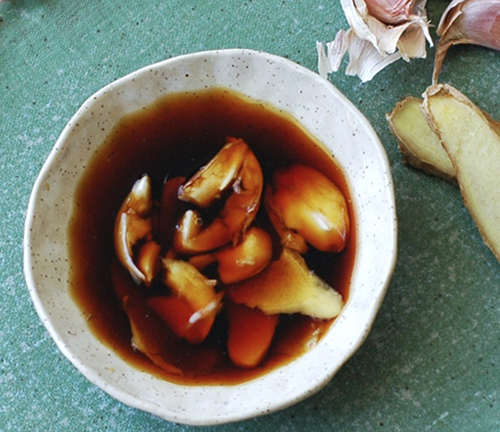 Gluten free soy ginger sauce