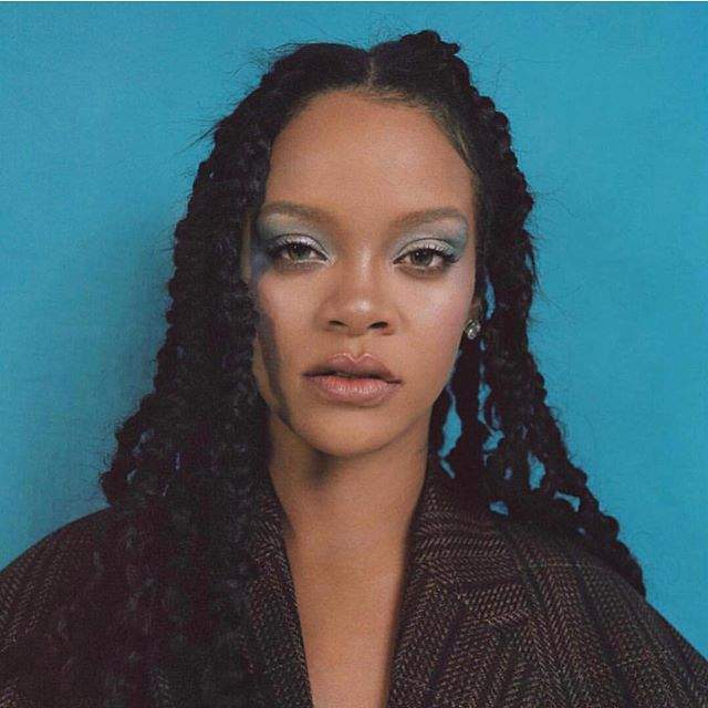 Rihanna for @Allure #AllureBestofBeauty issue honoring #FentyBeauty