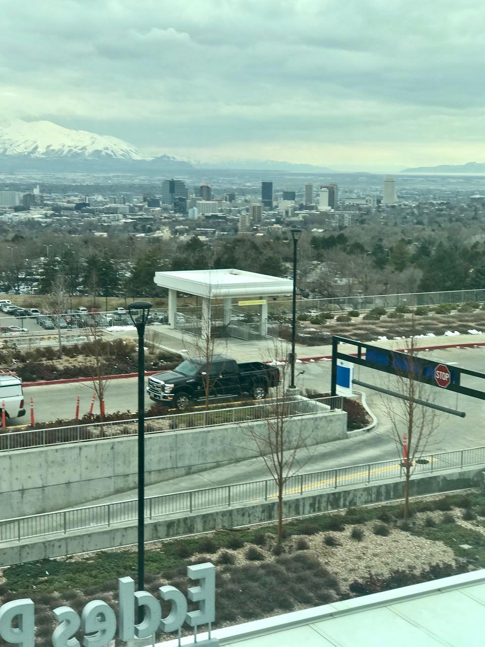 I love Salt Lake City!