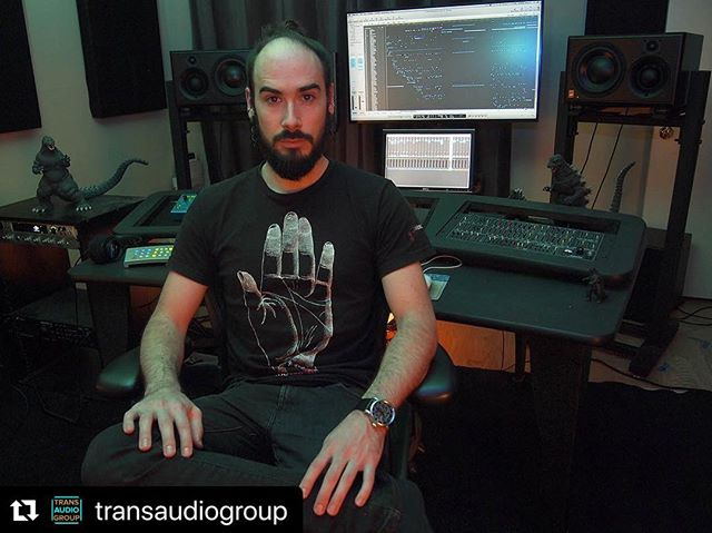 "I recently had a chance to talk to my friends at @transaudiogroup  about my use of ATC speakers while making the aggressive sounds for the Venom score as well as what lead me to making the music I do today. Thanks guys!! #Repost @transaudiogroup with @make_repost ・・・ ""Venom Score Sound Designer Anthony Baldino, Uses ATC Monitors and Subwoofer Pros For The Movie's Aggressive And Symbiotic Sound."" Check out the full press release, link in our bio!! @anthonybaldino2600 @atc_loudspeakers  #atc #atcloudspeakers #scm25a #subwooferpros #subwoofer #sub #venom #venommovie #marvel #proaudio #audio #recording #mixing #mastering #studio #producerlife #recordingstudio #studioflow #studiotime #music #musicstudio #producer #musicproducer #musicproduction"