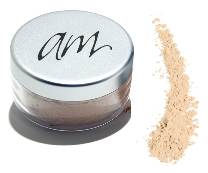 Taylor Loose Mineral Powder Foundation — Advanced Mineral Makeup