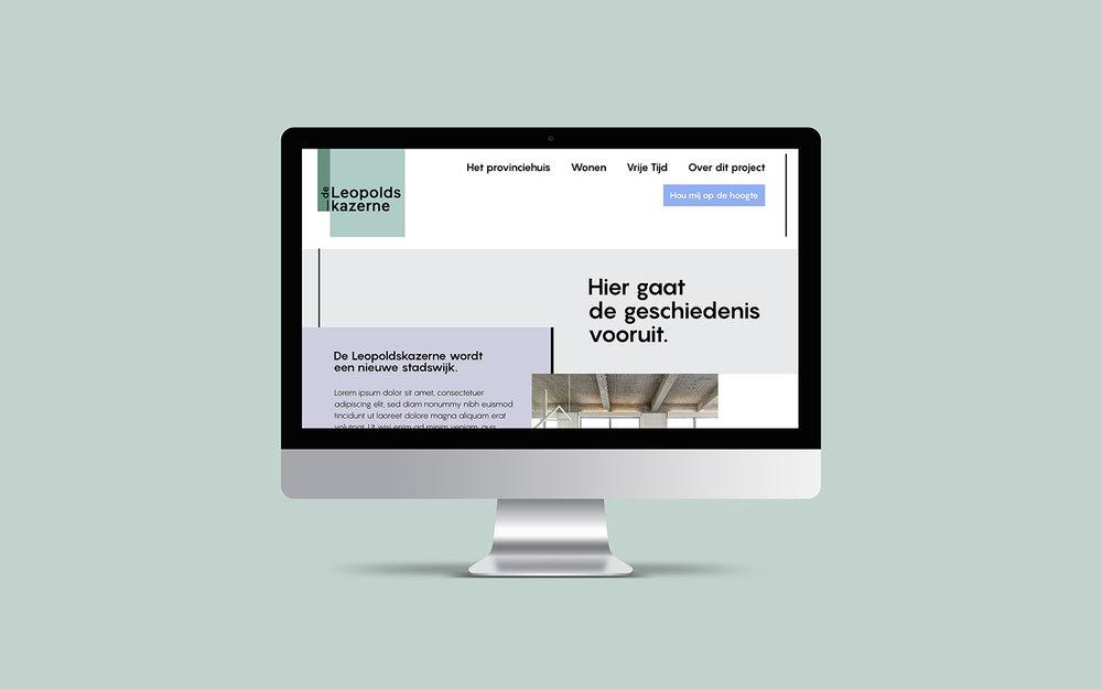 Een project in opdracht van Provincie Oost-Vlaanderen, Matexi en DMI Vastgoed