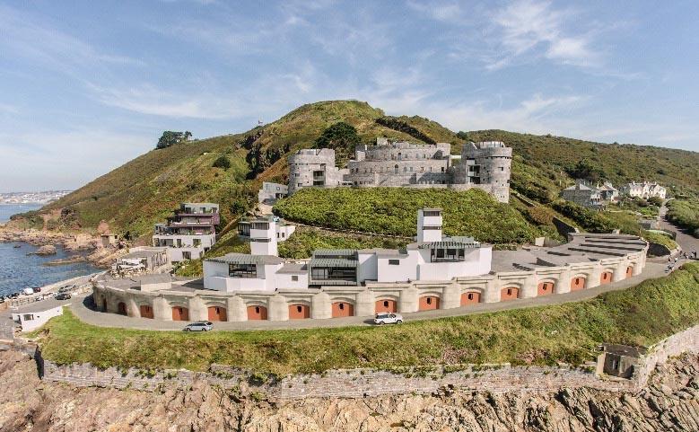 Fort Bovisand redevelopment