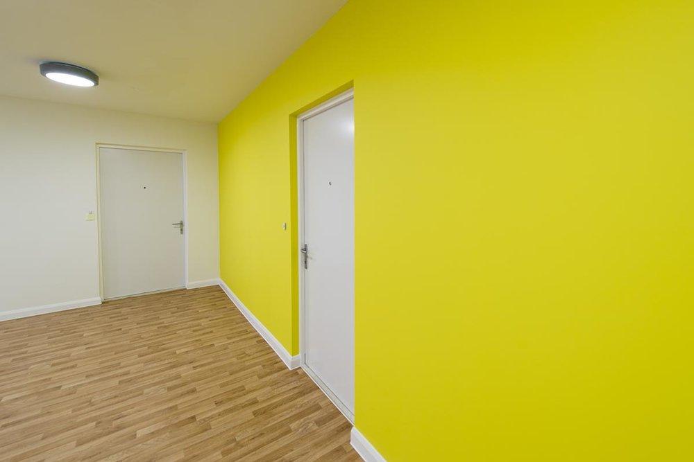Hoegate St hallway
