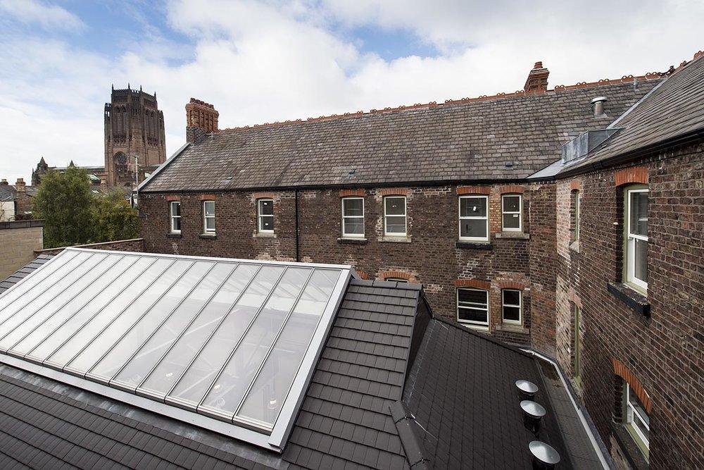 Mildmay House Liverpool refurbishment