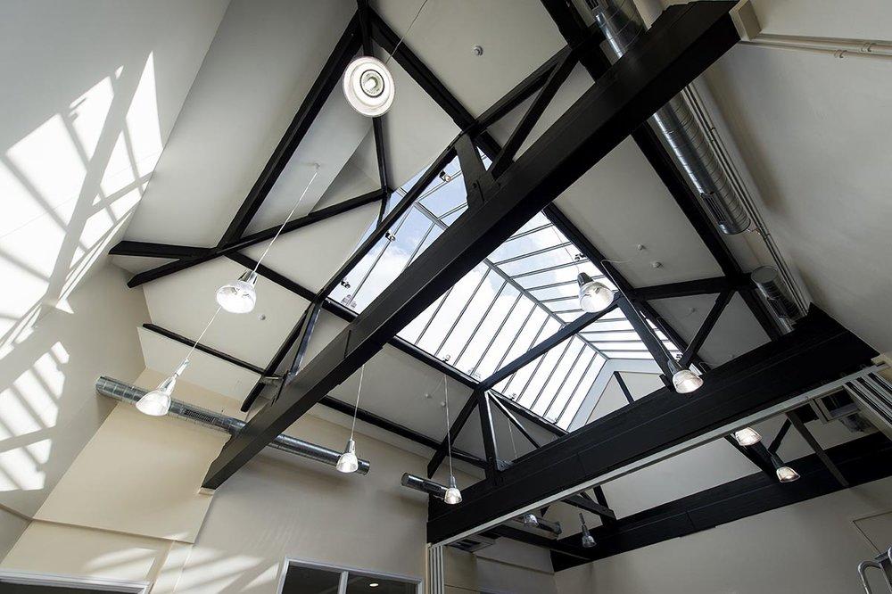 Mildmay House Liverpool ceiling