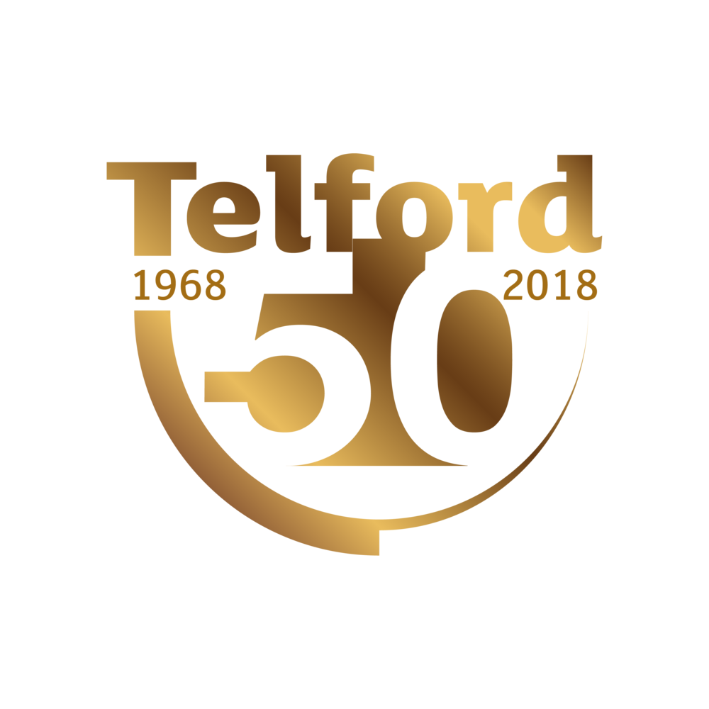 Telford & Wrekin have sponsored the printing of the Ironbridge Ogre book and are giving every primary school in Telford their very own limited edition copy as their special gift in celebration of Telford @50   www.telford50.co.uk